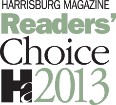 Readers Choice 2013 Best Therapist - Harrisburg Magazine